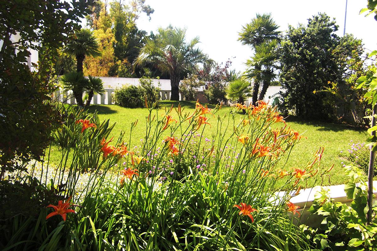 Giardini privati vivai de grecis for Giardini privati